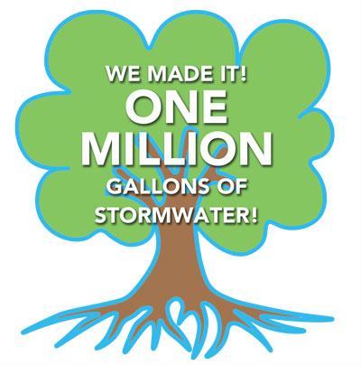 Urban Forest Initiative Million Gallon Challenge
