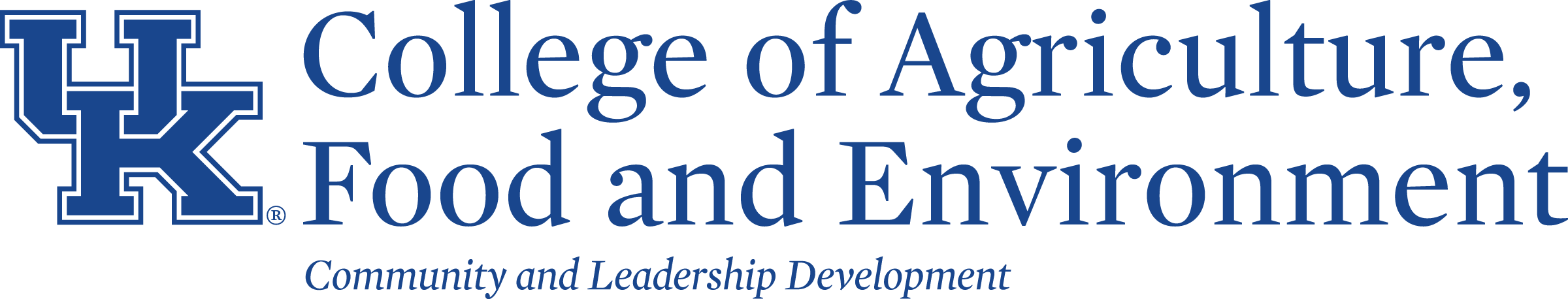 UK Community and Leadership Development logo