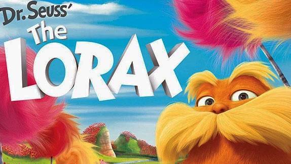 Dr Seuss The Lorax At Farish Theater Urban Forest Initiative