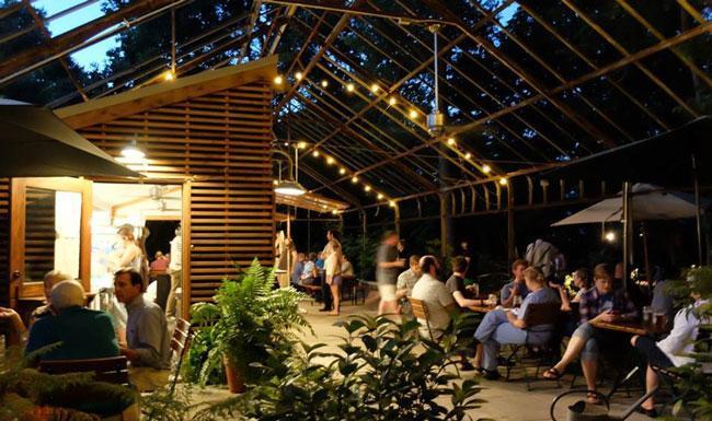 Urban Forest Initiative Tree Week 2019 Michlers Potting Shed Talk