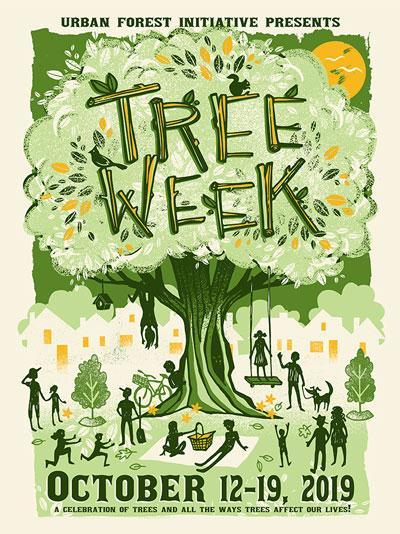 Urban Forest Initiative Tree Week 2019