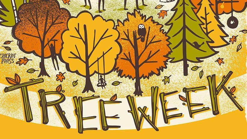 Urban Forest Initiative Tree Week Kickoff