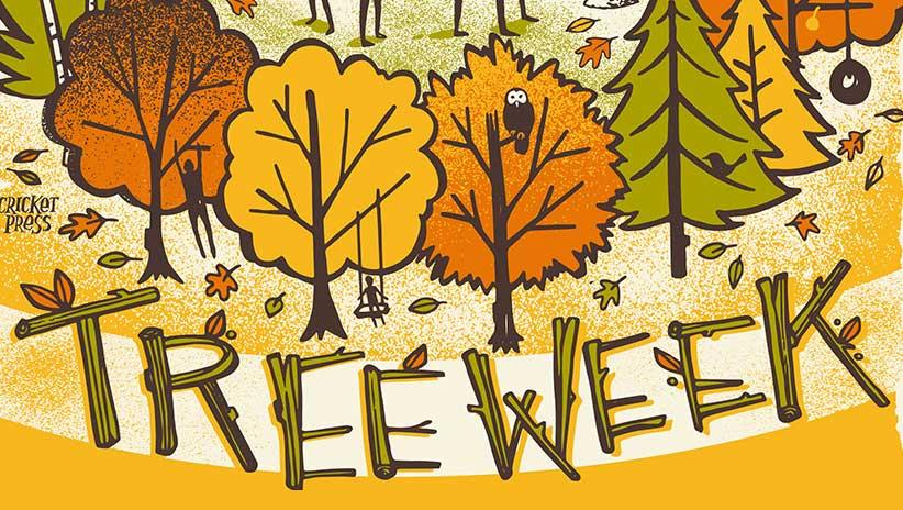 Urban Forest Initiative Tree Week Party
