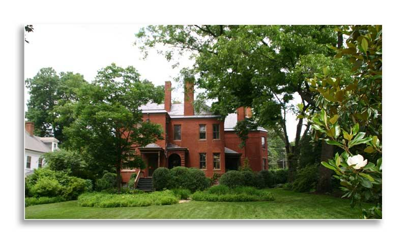Home of Lloyd & Ashland (Dr. Bill Fountain)