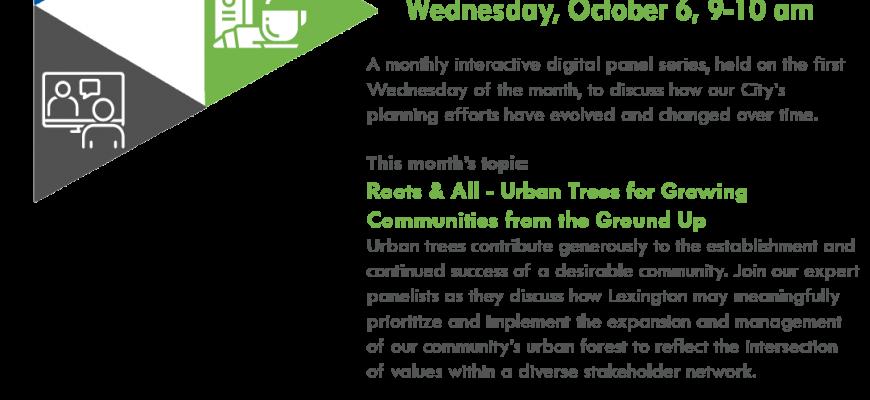 urban forest initiative tree week 2021 planning panel lfucg