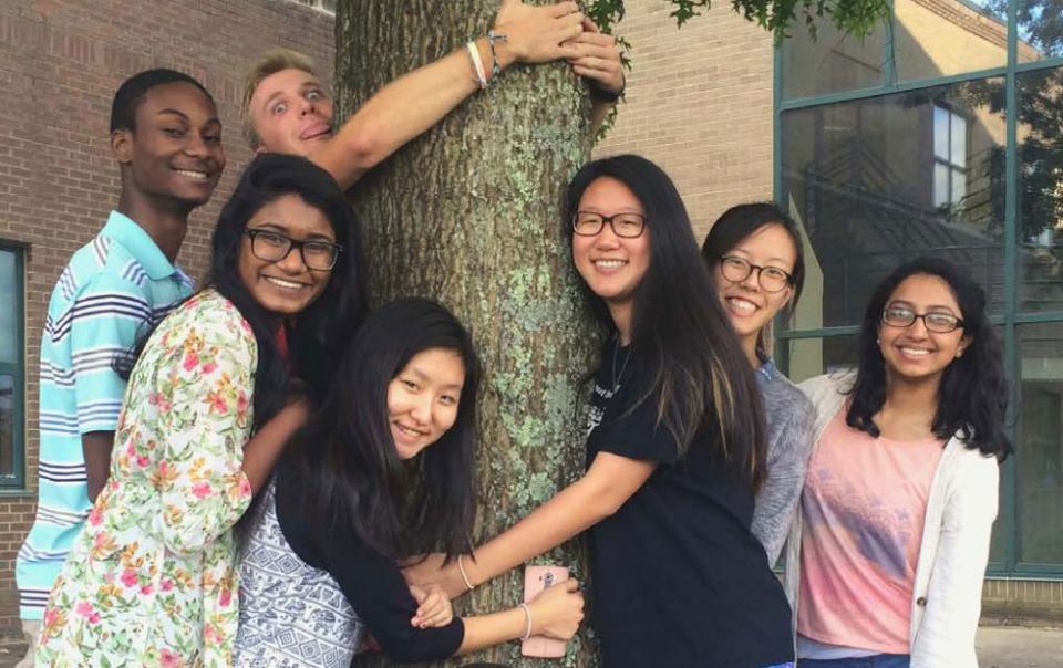 urban forest initiative tree week 2021 adopt a tree