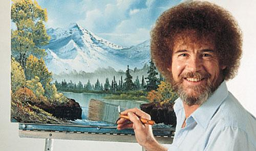 Urban Forest Initiative Tree Week Central: Happy Little Trees: Paint Along with Bob Ross