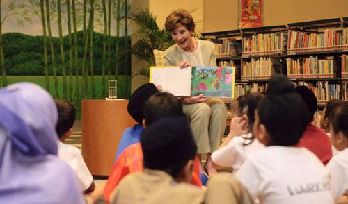 Urban Forest Initiative Tree Week Tree-themed Little Listeners Storytime
