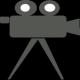 video camera clipart